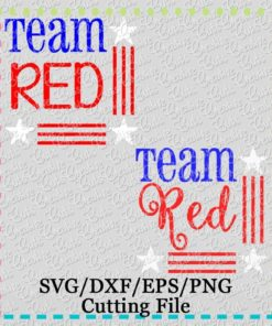 team-red-republicans-svg-cutting-file