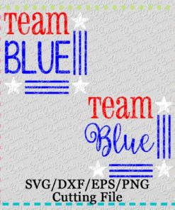 team-blue-democratic-svg-cutting-file