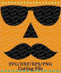 jack-o-lantern-face-sunglasses-mustache-svg-cutting-file