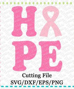 hope-awareness-ribbon-svg-cutting-file