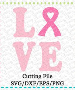 love-awareness-ribbon-svg-cutting-file