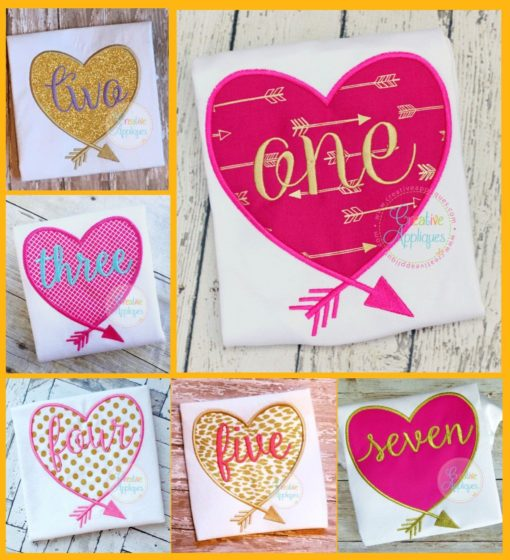 heart-arrow-number-set-tribal-arrow-birthday-embroidery-applique-design