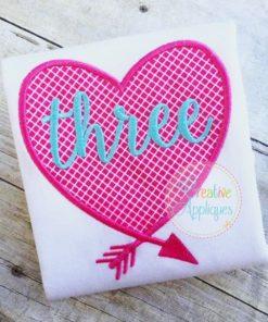 three-heart-arrow-birthday-embroidery-applique-design