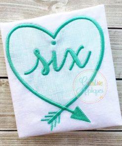 six-heart-arrow-birthday-embroidery-applique-design