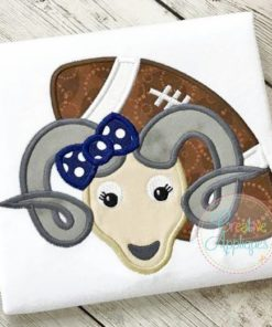 ram-girl-football-embroidery-applique-design