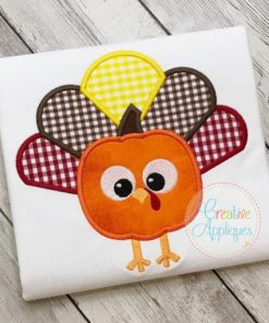 pumpkin-turkey-embroidery-applique-design