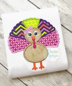 girl-turkey-embroidery-applique-design