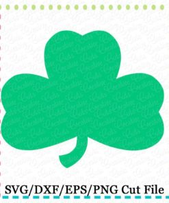 Little Miss Lucky Charm St Patrick S Cutting File Svg Dxf Eps Creative Appliques
