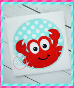 crab-circle-embroidery-applique-design-creative-appliques