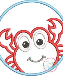 crab-circle-embroidery-applique-design-creative-appliques