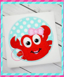 girl-crab-circle-embroidery-applique-design-creative-appliques