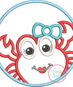 girl-crab-circle-embroidery-applique-design-creative-appliques