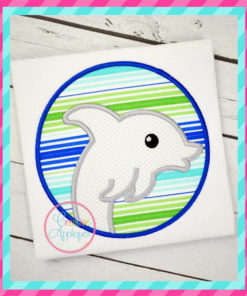 dolphin-circle-embroidery-applique-design-creative-appliques
