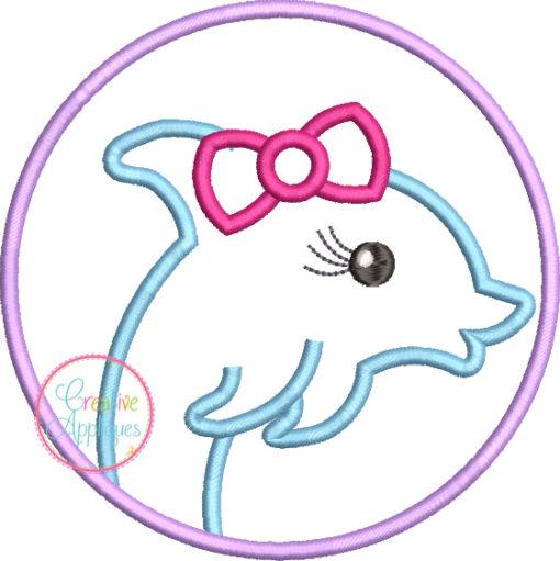 dolphin-girl-circle-embroidery-applique-design-creative-appliques