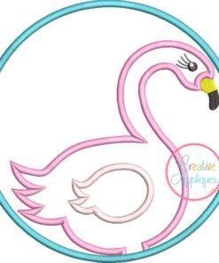 flamingo-embroidery-applique-design