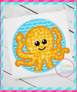 octopus-circle-embroidery-applique-design-creative-appliques