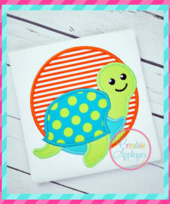 sea-turtle-circle-embroidery-applique-design-creative-appliques