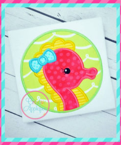seahorse-girl-circle-embroidery-applique-design-creative-appliques