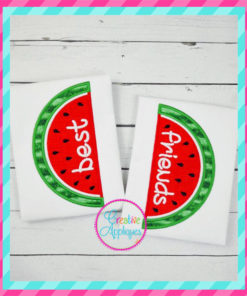 bff-best-friends-watermelon-embroidery-applique-design
