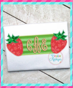 strawberry-frame-embroidery-applique-design-creative-appliques