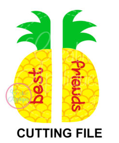 pineapple-best-friends-svg-cutting-file-silhouette-cricut-creative-appliques