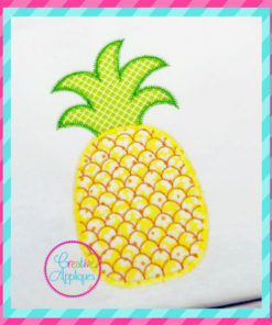 zigzag-pineapple-embroidery-applique-design-creative-appliques