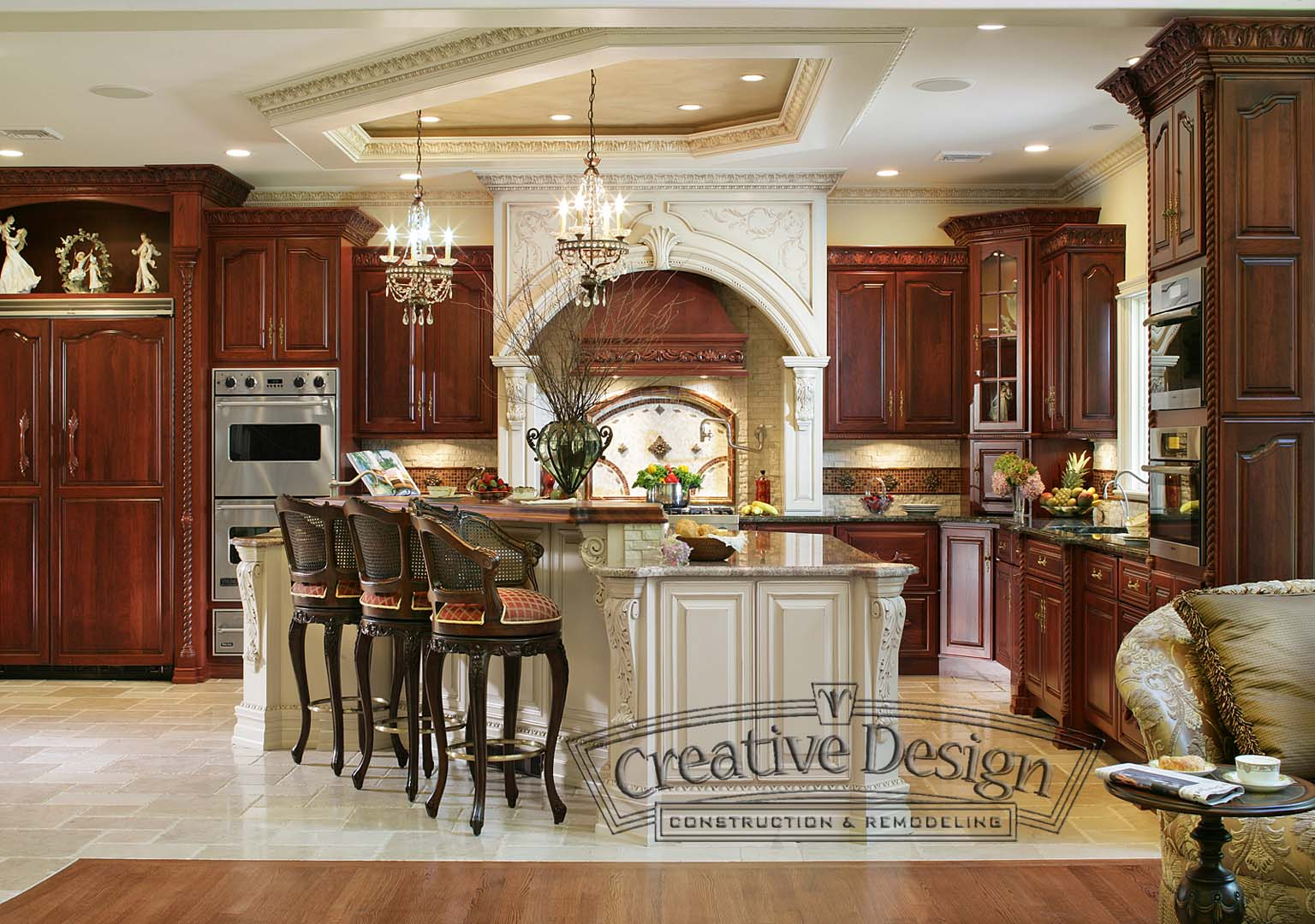 Custom Kitchen Renovation NJ