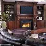 Custom Built Fire Place