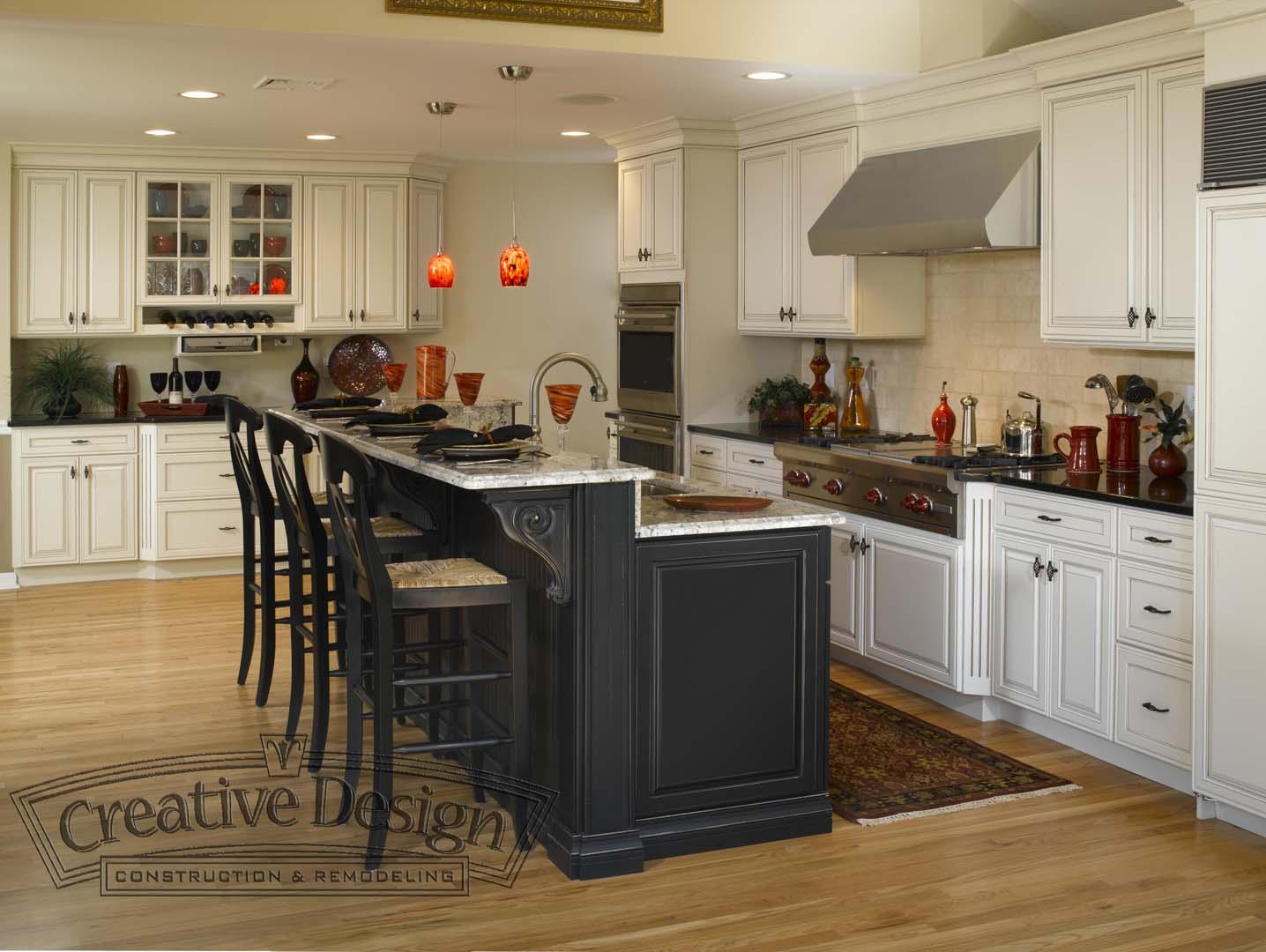 Custom Kitchen Design New Jersey