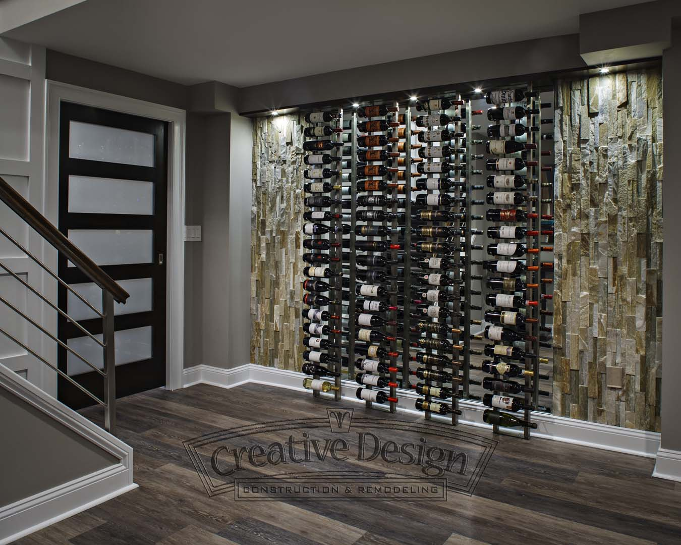custom wine storage NJ