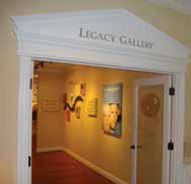 The Legacy Gallery