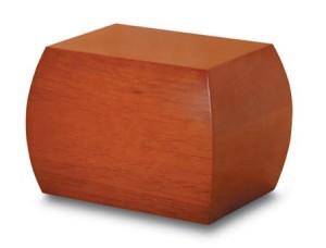 Honey Brown cremation urns