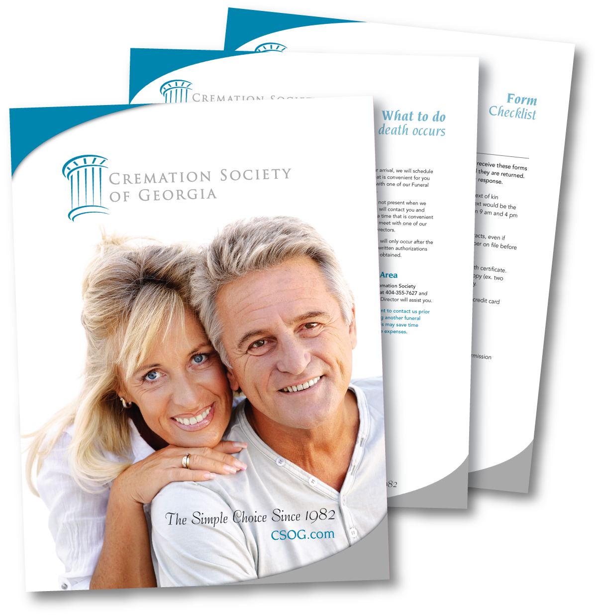 Request a FREE Planning Kit from Cremation Society of Missouri