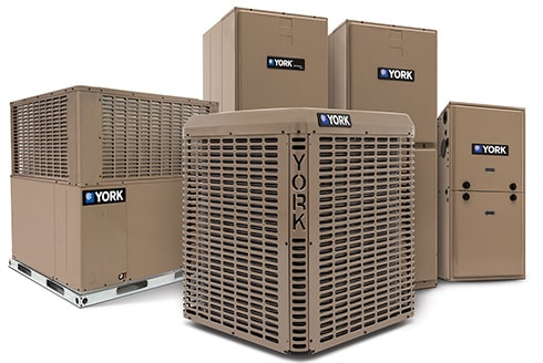 York HVAC Products