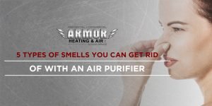 5 Types of Smells You Can Get Rid of With an Air Purifier