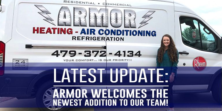 Latest Update: Armor Welcomes the Newest Addition to Our Team!