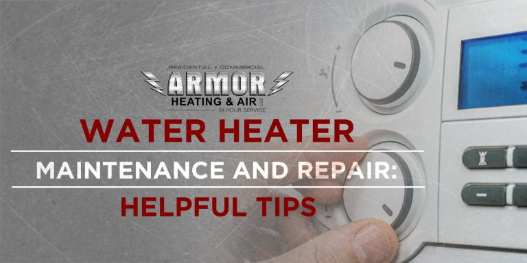 Water Heater Maintenance and Repair: Helpful Tips