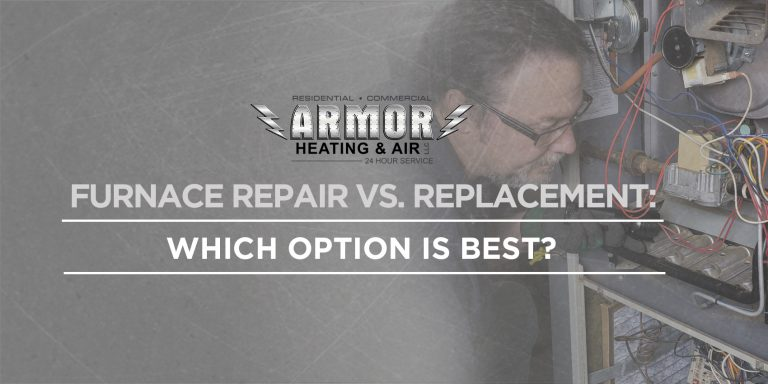 Furnace Repair Vs. Replacement: Which Option is Best?