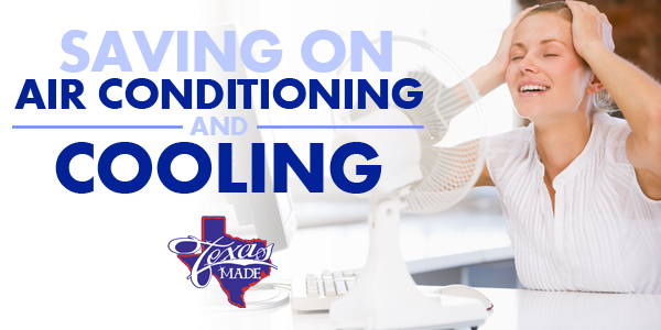 Saving on Air Conditioning & Cooling