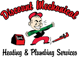 discount mechanical logo