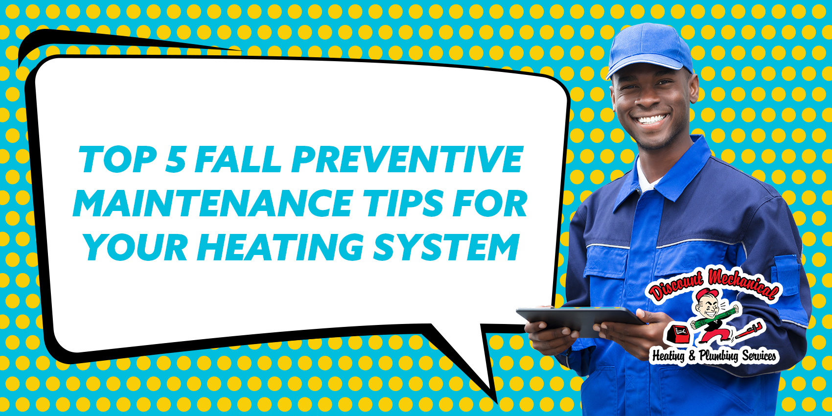 Top 5 Fall Preventive Maintenance Tips For Your Heating System