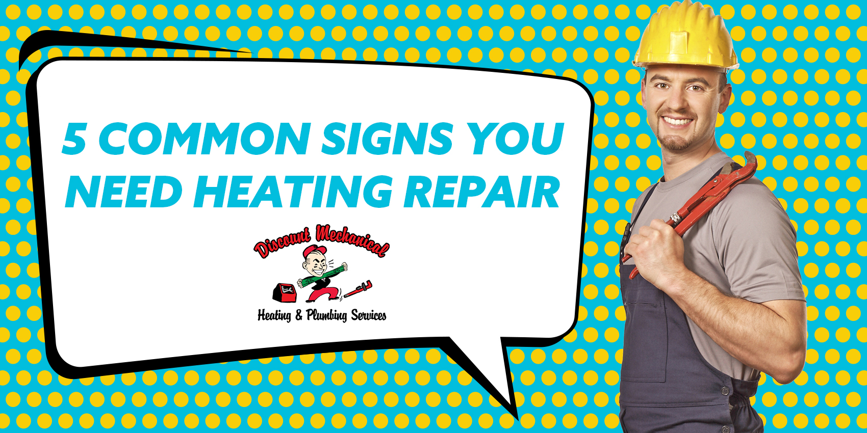 5 Common Signs You Need Heating Repair