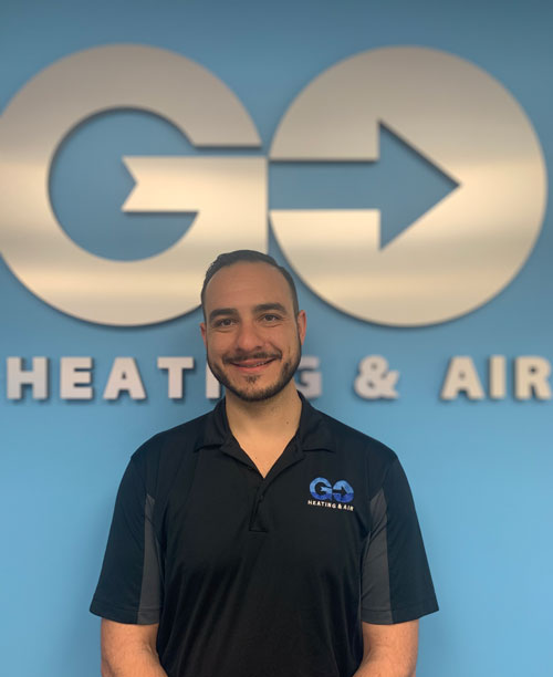 Go Heating & Air's Owner Sammer Arif
