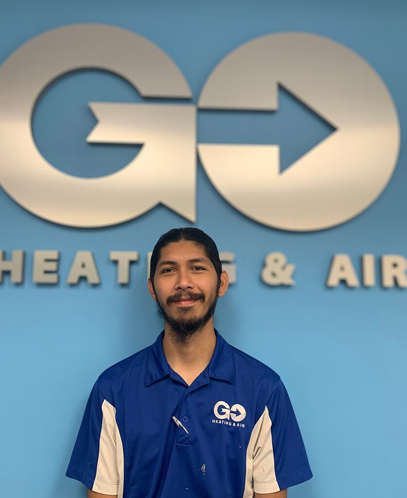 Johnny Garcia - HVAC Tech