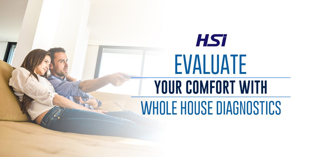 Evaluate Your Comfort with Whole House Diagnostics