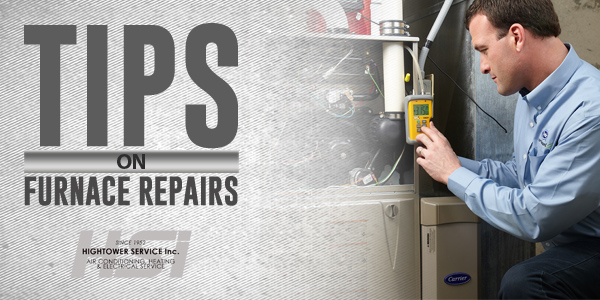 Tips on Furnace Repairs