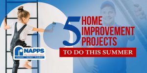 5 Home Improvement Projects to Do This Summer