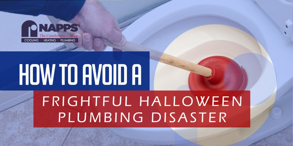 How to Avoid a Frightful Halloween Plumbing Disaster