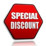 Special discount coupon