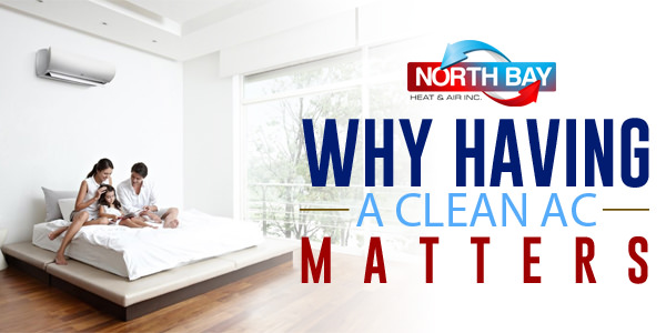 Why Having A Clean AC Matters?